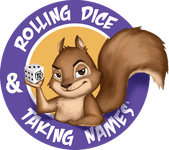 In guild Rolling Dice & Taking Names