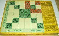 Board Game: Montezuma