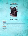 RPG Item: Woad Hag