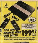 Platform: Atari 5200