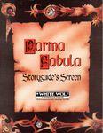 RPG Item: Parma Fabula: The Ars Magica Storyguide's Screen