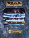 RPG Item: New Psionic Powers