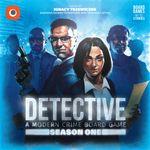 Board Game: Detective: A Modern Crime Board Game – Season One