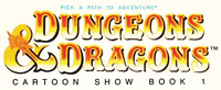 Series: Dungeons and Dragons Cartoon Show books