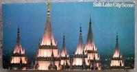 Board Game: Salt Lake City Scene