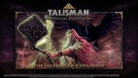 Video Game: Talisman: Digital Edition – The Harbinger Expansion