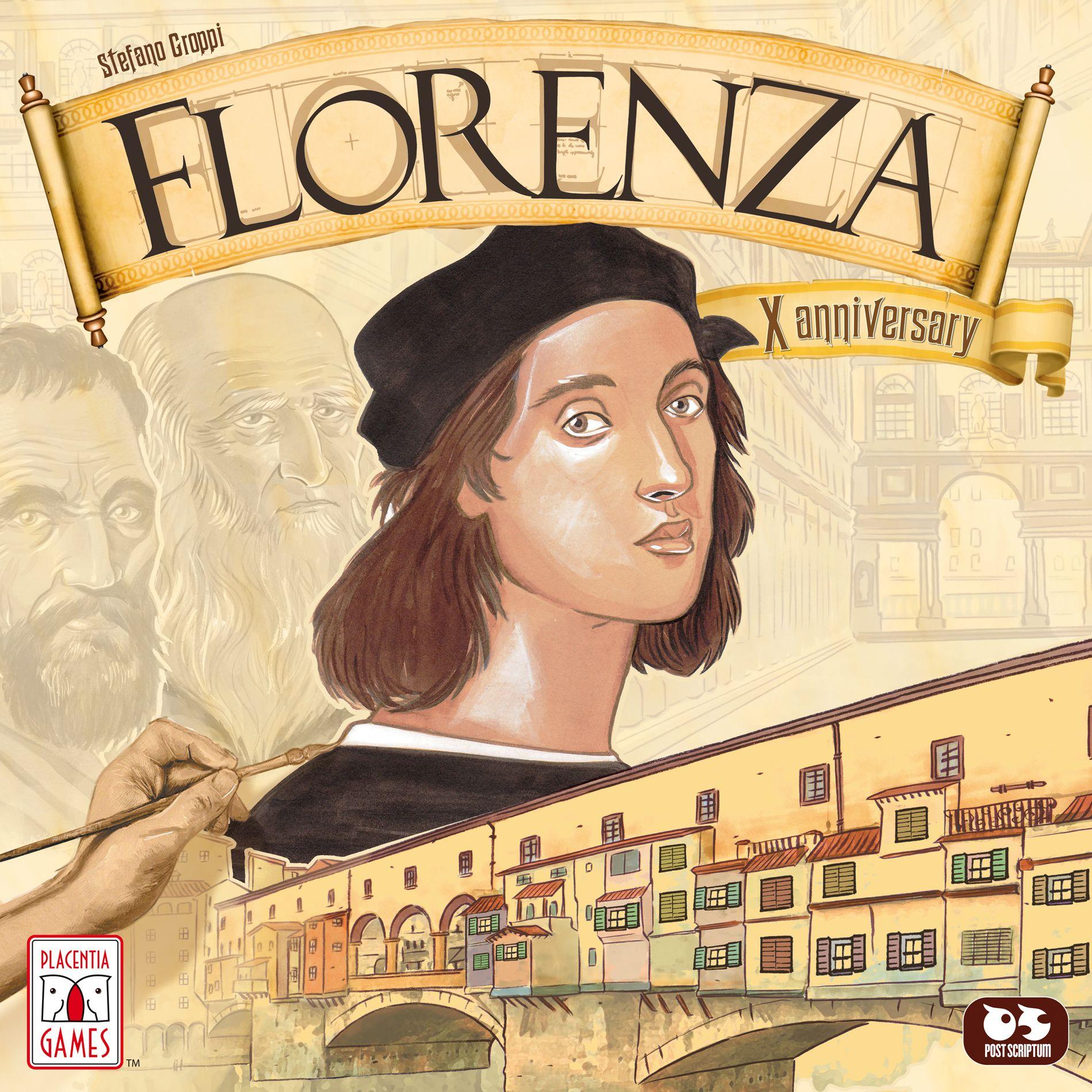 Florenza: X Anniversary Edition