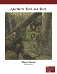 RPG Item: Adventures Dark and Deep: Players Manual