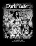 RPG Item: Against the Darkmaster Playing Characters