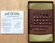 Board Game: Odd or Even