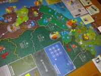 Board Game: Fire in the Lake
