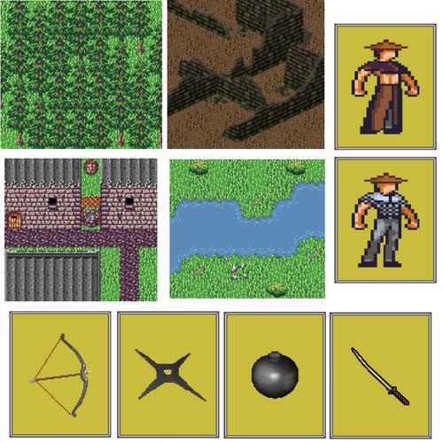 Board Game: Samurai Rundown