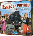 Board Game: Wsiąść do Pociągu: Polska