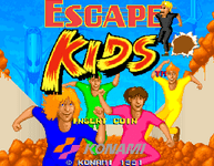 Video Game: Escape Kids
