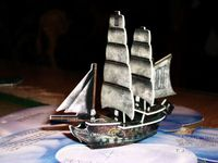 Board Game: Pirates of the Spanish Main