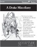 RPG Item: A Drake Miscellany