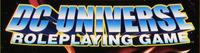 RPG: DC Universe Roleplaying Game