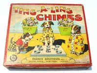 Board Game: Ting-A-Ling Chimes