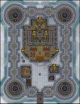 RPG Item: VTT Map Set 115: Winterkeep