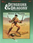 RPG Item: DDA1: Arena of Thyatis