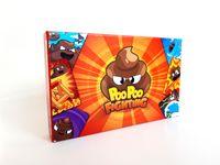 Board Game: Poo Poo Fighting