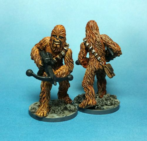 Board Game: Star Wars: Imperial Assault – Chewbacca Ally Pack