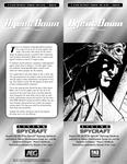 RPG Item: SPA1-01: Agent Down