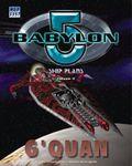 RPG Item: Ship Plans Volume II - G'Quan