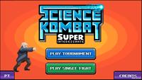 Video Game: Science Kombat