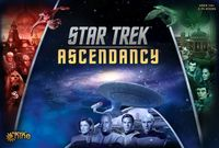 Board Game: Star Trek: Ascendancy