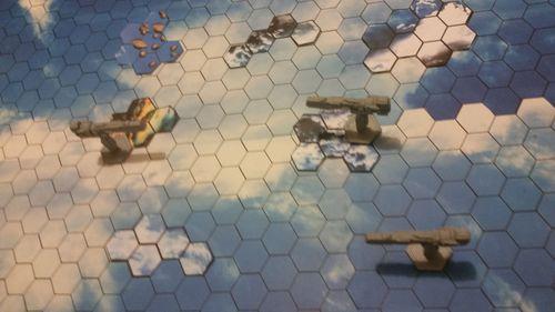 Board Game: Sky Relics