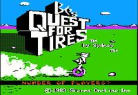 Video Game: B.C.'s Quest for Tires