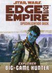 RPG Item: Edge of the Empire Specialization Deck: Explorer Big Game Hunter