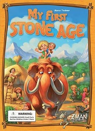 Board Game: My First Stone Age