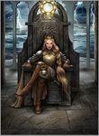 Board Game Accessory: Ashes: Rise of the Phoenixborn – Dimona Odinstar Alternate Art