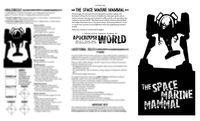 RPG Item: The Space Marine Mammal