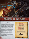 RPG Item: Soldiers of Fortune