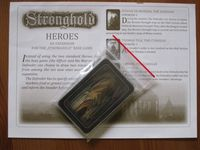 Board Game: Stronghold: Heroes