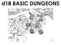 RPG: d18 Basic Dungeons