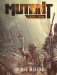 RPG Item: Mutant: Year Zero: GM Screen