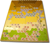 Board Game: 1066: The Battle of Hastings in 3D