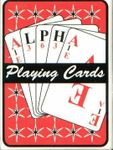 Board Game: Alpha Playing Cards