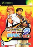 Video Game: Capcom vs. SNK 2: Mark of the Millennium 2001