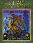RPG Item: AutoHARP Fantasy: College of Magics