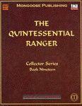 RPG Item: The Quintessential Ranger
