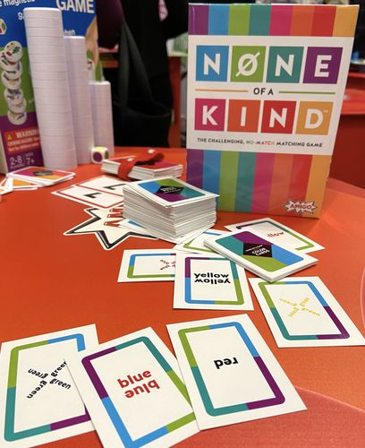 Board Game: None of a Kind