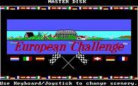 Video Game: Test Drive II Scenery Disk: European Challenge
