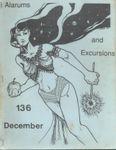 Issue: Alarums & Excursions (Issue 136 - Dec 1986)