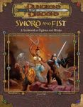 RPG Item: Sword and Fist: A Guidebook to Fighters and Monks