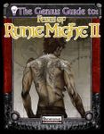 RPG Item: The Genius Guide to: Feats of Runic Might II
